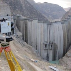 مکان یابی مناسب محل احداث سد