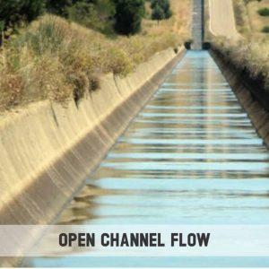 هیدرولیک کانال های باز