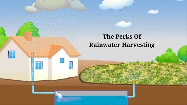 روش های استحصال آب باران
