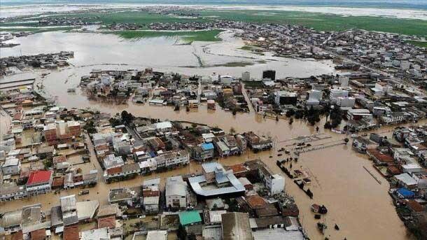 عوامل موثر در کنترل سیلاب